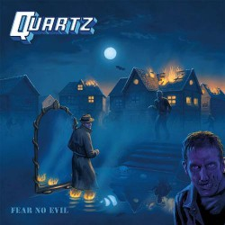 Quartz - Fear No Evil - CD