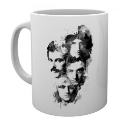 Queen - Faces - MUG