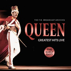 Queen - Greatest Hits Live - CD
