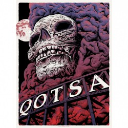 Queens Of The Stone Age - Agora Theatre - Lithograph