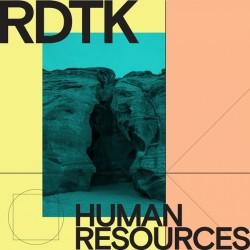 RDTK - Human Resources - LP COLOURED
