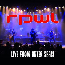 RPWL - Live From Outer Space - DOUBLE LP GATEFOLD COLOURED