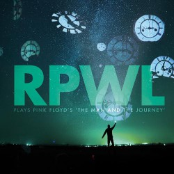 """RPWL - Plays Pink Floyd's """"The Man And The Journey"""" - CD + DVD digisleeve"""