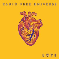 Radio Free Universe - Love - CD