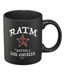Rage Against The Machine - Battle Star - MUG