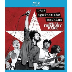 Rage Against The Machine - Live At Finsbury Park - BLU-RAY