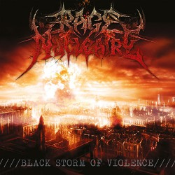 Rage Nucleaire - Black Storm of Violence - CD
