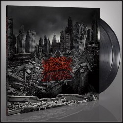 Rage Nucleaire - Unrelenting Fucking Hatred - DOUBLE LP
