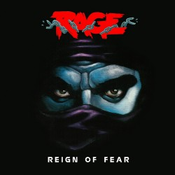 Rage - Reign Of Fear - DOUBLE LP