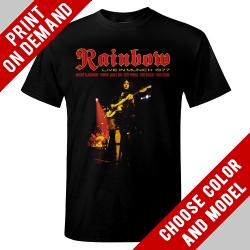 Rainbow - Live in Munich - Print on demand