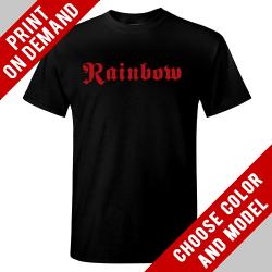 Rainbow - Logo - Print on demand