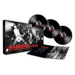 Ramones - The Broadcast Collection - 3LP BOX