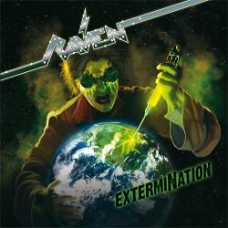 Raven - ExtermiNation - DOUBLE LP Gatefold