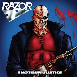 Razor - Shotgun Justice - LP