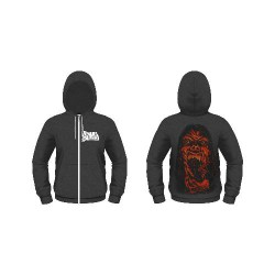 Realm Of The Damned - Realm Of The Damned 6 - Hooded Sweat Shirt Zip (Homme)