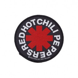 Red Hot Chili Peppers - Asterisk - Patch