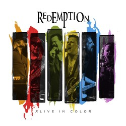 Redemption - Alive In Color - 2CD + DVD digipak