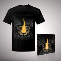 Regarde Les Hommes Tomber - Bundle 1 - CD DIGIPAK + T-shirt bundle (Homme)