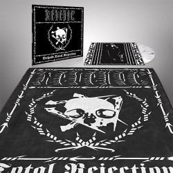 Revenge - Behold.Total.Rejection - LP gatefold coloured + flag