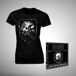 Revenge - Bundle 2 - CD DIGIPAK + T-shirt bundle (Femme)