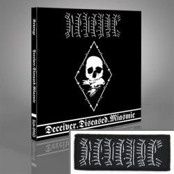 Revenge - Bundle 2 - CD EP DIGIPAK + Patch