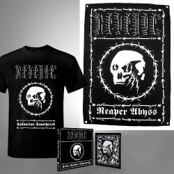 Revenge - Bundle 3 - CD DIGIPAK + T-shirt bundle (Homme)