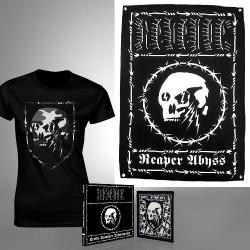 Revenge - Bundle 4 - CD DIGIPAK + T-shirt bundle (Femme)