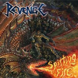 Revenge - Spitting Fire - CD