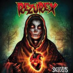 Rezurex - Skeletons - CD DIGIPAK