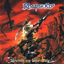 Rhapsody (of Fire) - Dawn Of Victory - CD