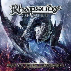 Rhapsody (of Fire) - Into The Legend - CD
