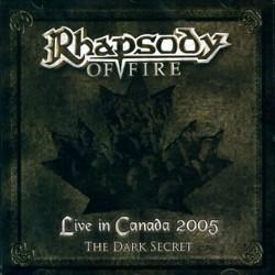 Rhapsody (of Fire) - Live in Canada 2005 - CD