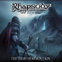 Rhapsody (of Fire) - The Eighth Mountain - CD DIGIPAK