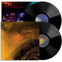 Richard Barbieri - Variants.1+2 - DOUBLE LP Gatefold