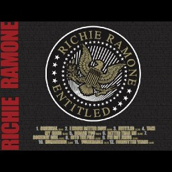 Richie Ramone - Entitled - CD DIGISLEEVE