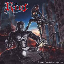 Riot - Archives Volume 3: 1987-1988 - DOUBLE LP GATEFOLD COLOURED