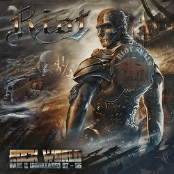 Riot - Rock World - CD DIGIPAK