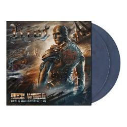 Riot - Rock World - DOUBLE LP GATEFOLD COLOURED