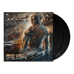 Riot - Rock World - DOUBLE LP Gatefold