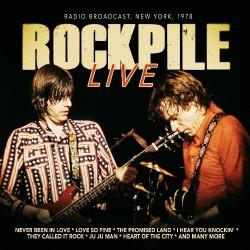 Rockpile - Live 1978 - CD