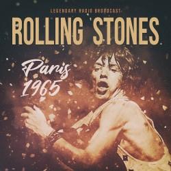 Rolling Stones - Paris 1965 / Radio Broadcast - CD