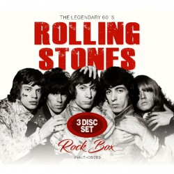 Rolling Stones - Rock Box - 3CD DIGIPAK