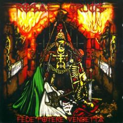 Rosae Crucis - Fede Potere Vendetta - CD