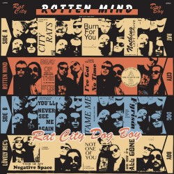 Rotten Mind - Rat City Dog Boy - CD