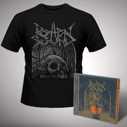 Rotten Sound - Abuse To Suffer - CD + T-shirt bundle (Homme)