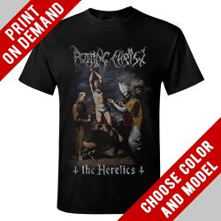 Rotting Christ - The Heretics - Print on demand