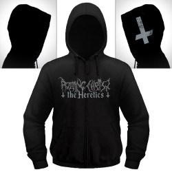 Rotting Christ - The Heretics - Hooded Sweat Shirt Zip (Homme)