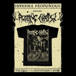 Rotting Christ - The Hills Of The Crucifixion - T-shirt (Homme)