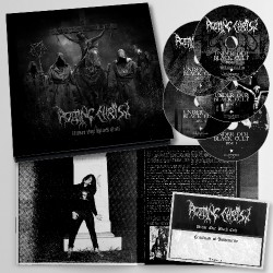 Rotting Christ - Under Our Black Cult - 5CD earbook
