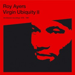 Roy Ayers - Virgin Ubiquity II - 3LP GATEFOLD